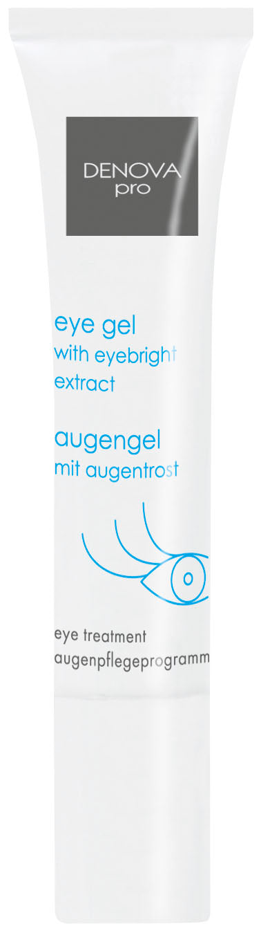 Ziaja Denova pro Eye gel with eyebright extract 15ml