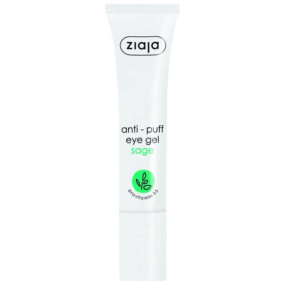 Ziaja Anti-Puff Eye Gel Sage 15Ml