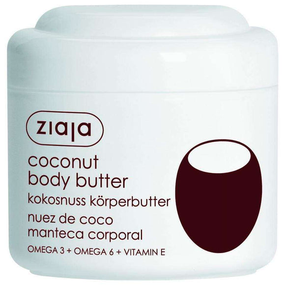 Ziaja Coconut Body Butter 200Ml