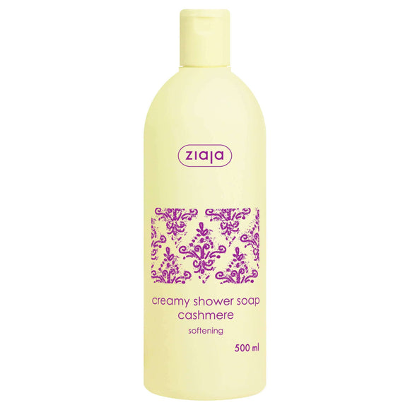 Ziaja Creamy Shower Soap Cashmere 500Ml