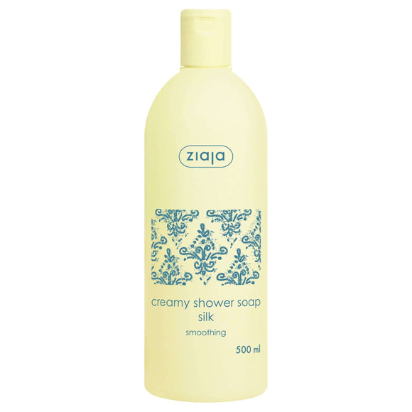 Ziaja Creamy Shower Soap Silk 500Ml