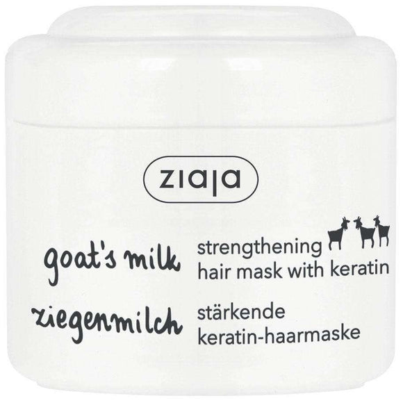 Ziaja Goat's Milk Hair Mask 200Ml
