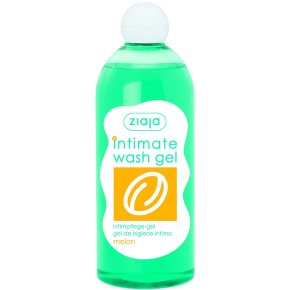 Ziaja Intimate Wash Gel Melon 500Ml