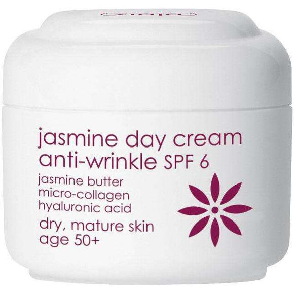 Ziaja Jasmine Anti-Wrinkle Day Cream Spf 6 50Ml