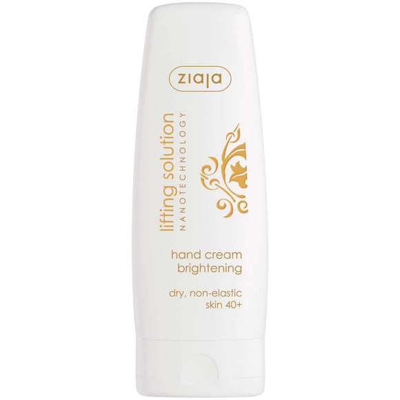 Ziaja Lifting Solution Hand Cream Brightening 80Ml