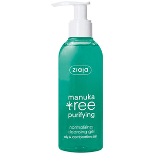 Ziaja Manuka Tree Cleansing Gel 200Ml