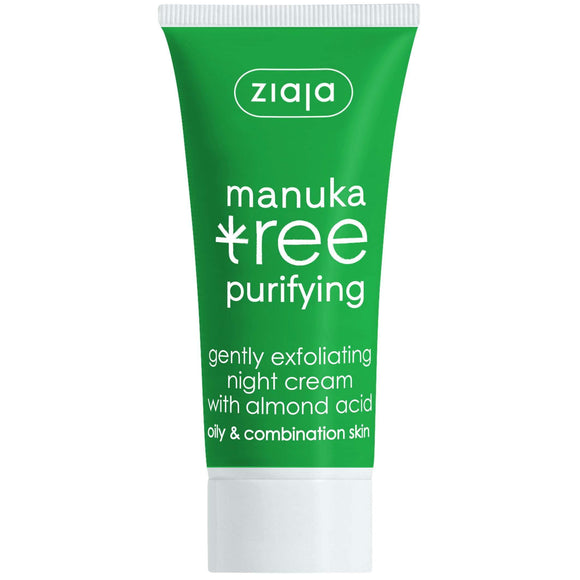 Ziaja Manuka Tree Night Cream 50Ml