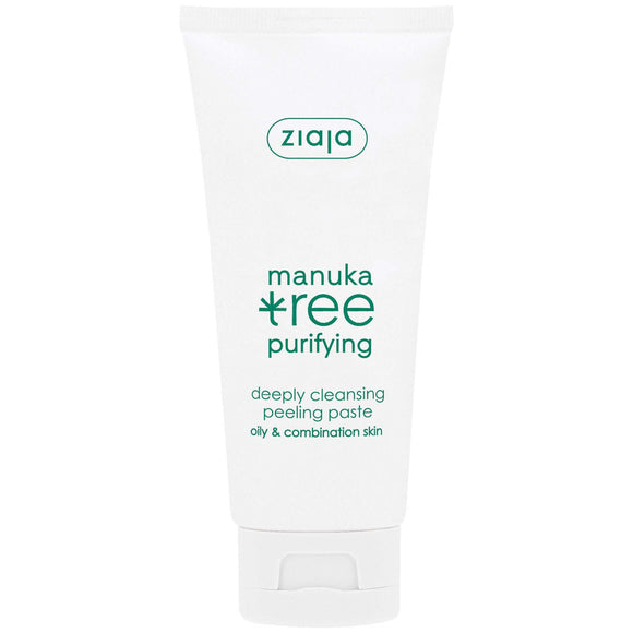 Ziaja Manuka Tree Peeling Paste 75Ml