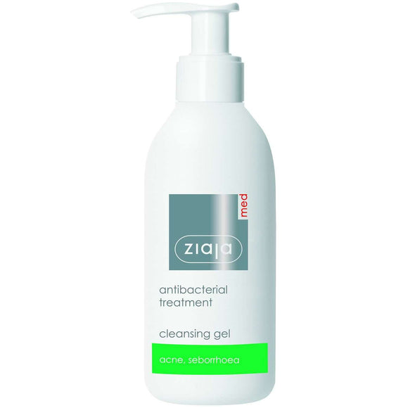Ziaja Med Anti-Imperfections Formula Cleansing Gel 200Ml