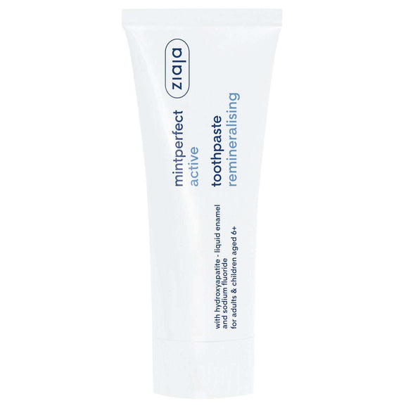 Ziaja Mintperfect Active Remineralising Toothpaste 75Ml