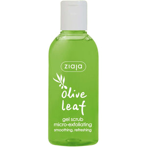 Ziaja Olive Leaf Gel Scrub Micro-Exfoliating 200Ml