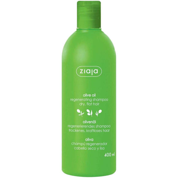 Ziaja Olive Oil Regenerating Shampoo 400Ml
