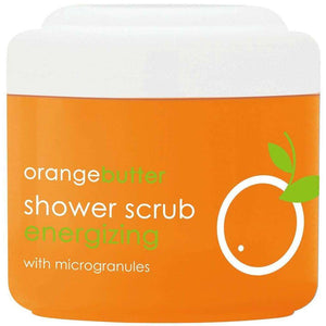 Ziaja Orange Butter Shower Scrub With Microgranules 200Ml