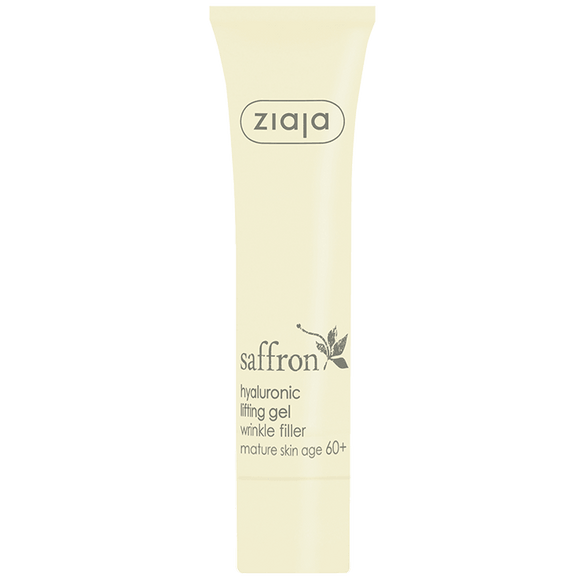 Ziaja Saffron Hyaluronic Lifting Gel 30Ml