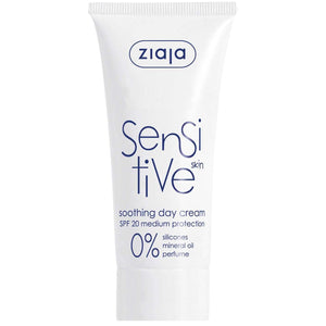 Ziaja Sensitive Skin Soothing Day Cream 50Ml