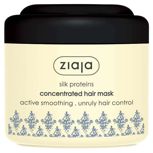 Ziaja Silk Proteins Concentrated Hair Mask Smoothing 200Ml
