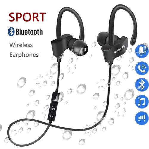 Wireless Earphones Wireless Bluetooth Headphones Fone de ouvido Music Headset Gamer Handsfree for Iphones s and Androids