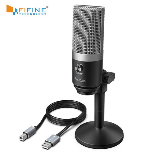 USB Microphone for laptop and Computers for Recording and Streaming
