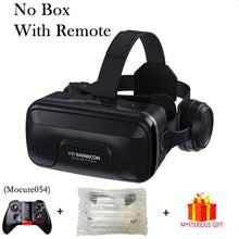 Load image into Gallery viewer, VR Shinecon 10.0 Helmet 3D Glasses Virtual Reality Casque For Smartphone Smart Phone Goggles Headset Viar Video Game Binoculars