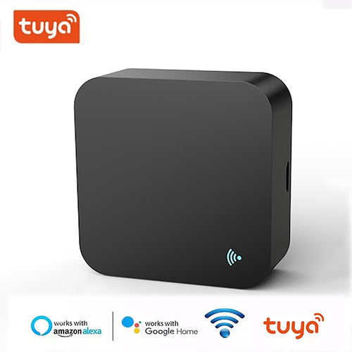 Wifi IR Remote Control Tuya Smart Life APP Voice Control Infrared Universal IR Remote Smart Home Automation Alexa Google Home