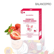 Load image into Gallery viewer, Lactobacillus daily vitamins Strawberry Probiotic Powder Drink