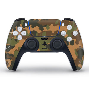 Protective Decal Skin For PS5 Accessories Camouflage Sticker For PS5 Gamepad for Sony PlayStation 5 Controllers