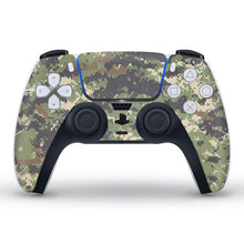 Load image into Gallery viewer, Protective Decal Skin For PS5 Accessories Camouflage Sticker For PS5 Gamepad for Sony PlayStation 5 Controllers