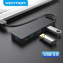 Load image into Gallery viewer, USB Hub 3.0 Multi USB Splitter 4 USB Port 3.0 2.0