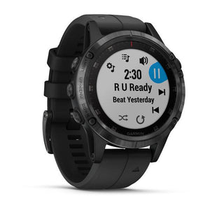 Garmin Fenix 5 Plus Multisport GPS Watch - eConcepts
