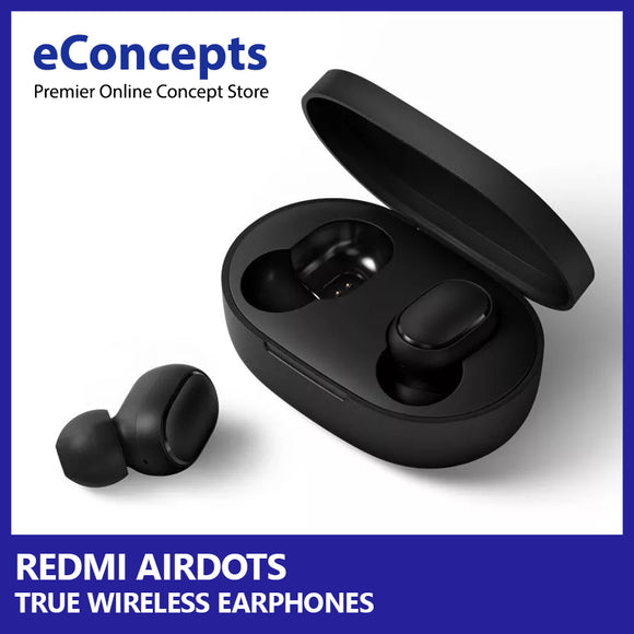 Xiaomi Redmi Airdots (True Wireless Earphones) - eConcepts