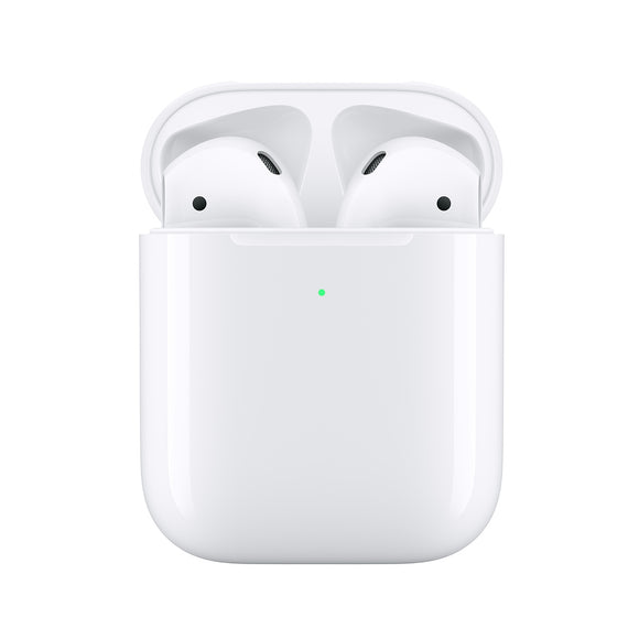 Apple Airpods 2 with Wireless Charging Case (Local 1 year Apple warranty) - eConcepts