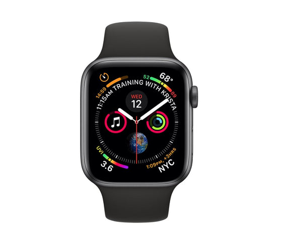 Apple Watch Series 4 44mm GPS + Cellular (Local 1 year Apple warranty) - eConcepts Premier Online Concept Store