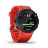Garmin 45 GPS Running Watch with Garmin Coach Training - eConcepts