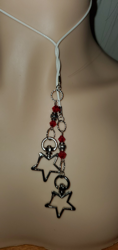 Yule Star Mask Lanyard Chain