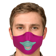 Load image into Gallery viewer, Webby Webcon 2020  Mascot Face Mask (mask only)