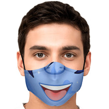 Load image into Gallery viewer, SLPonycon Mascot Face Mask- Polyester With Carbon Filters