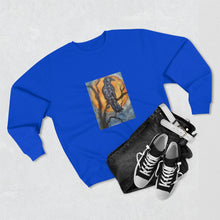Load image into Gallery viewer, Raggedy Raven Unisex Premium Crewneck Sweatshirt