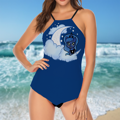 Princess Luna Tanikini Swimsuit