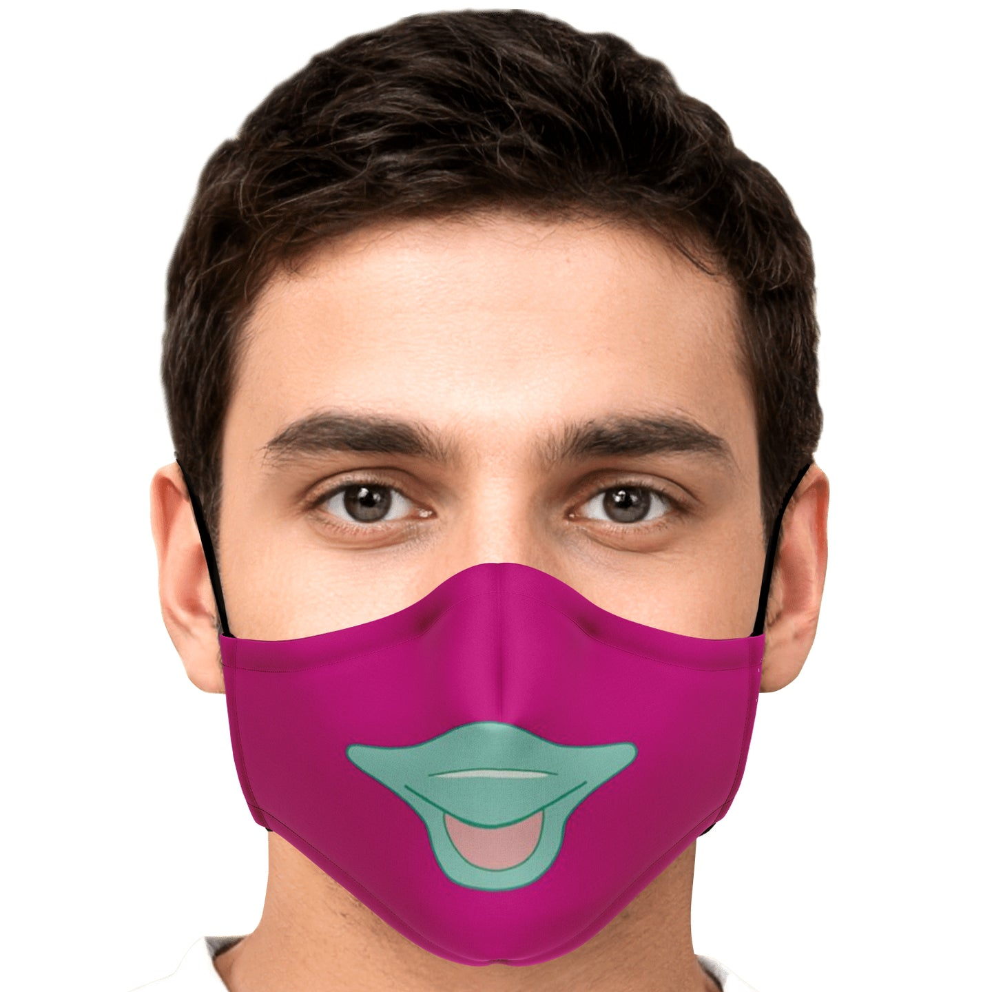 Webby Webcon 2020  Mascot Face Mask (mask only)