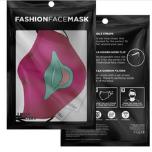 Load image into Gallery viewer, Webcon 2020 Webby  Cyan Tankini & Face Mask Bundle Preorder