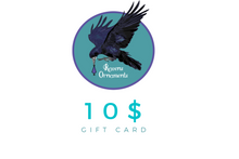 Load image into Gallery viewer, Ravens Ornaments Gift Card