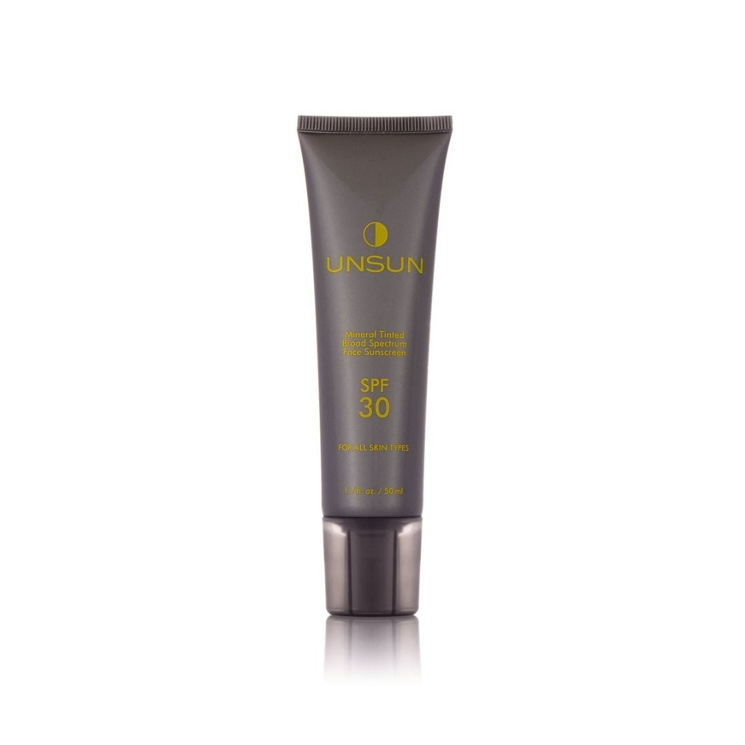 Mineral Tinted Face Sunscreen SPF 30 Light/Medium