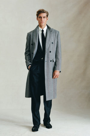 P Johnson Overcoat