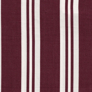 3117 - Burgundy Stripe - A