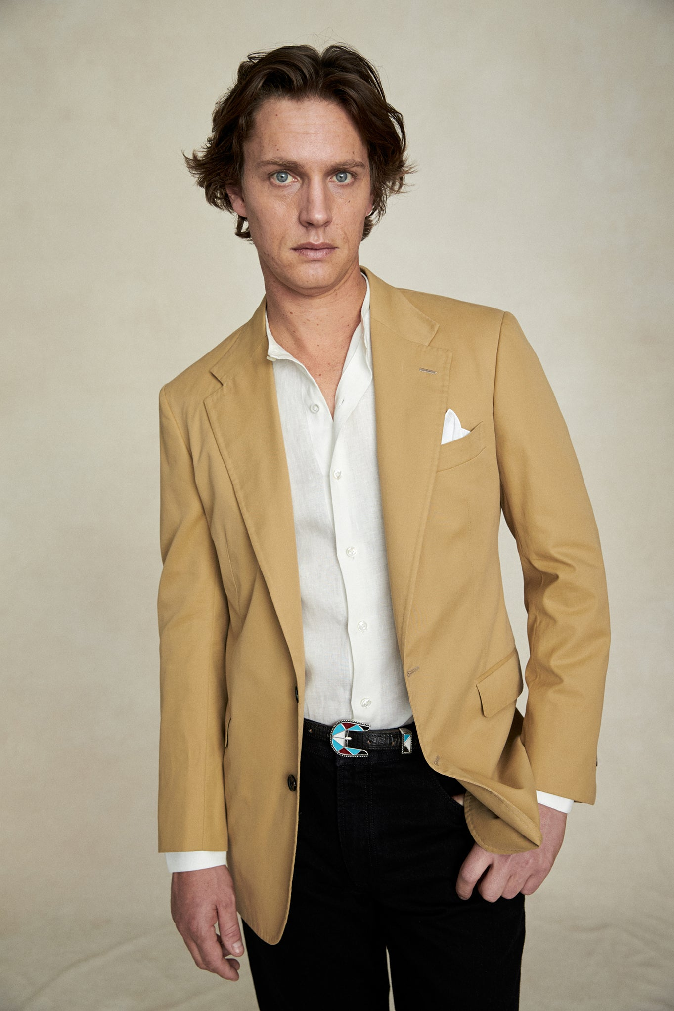 Caramel Cotton Jacket