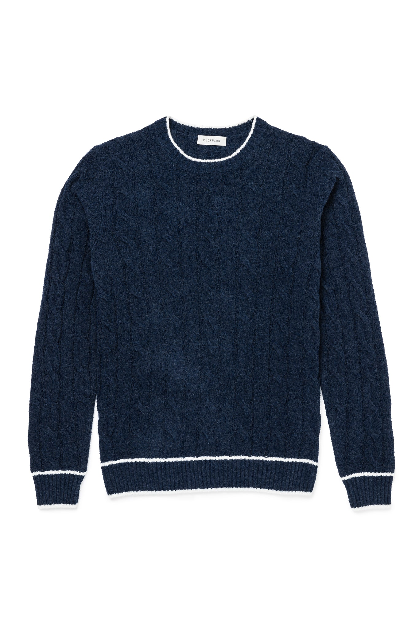 Navy Cricket Sweater