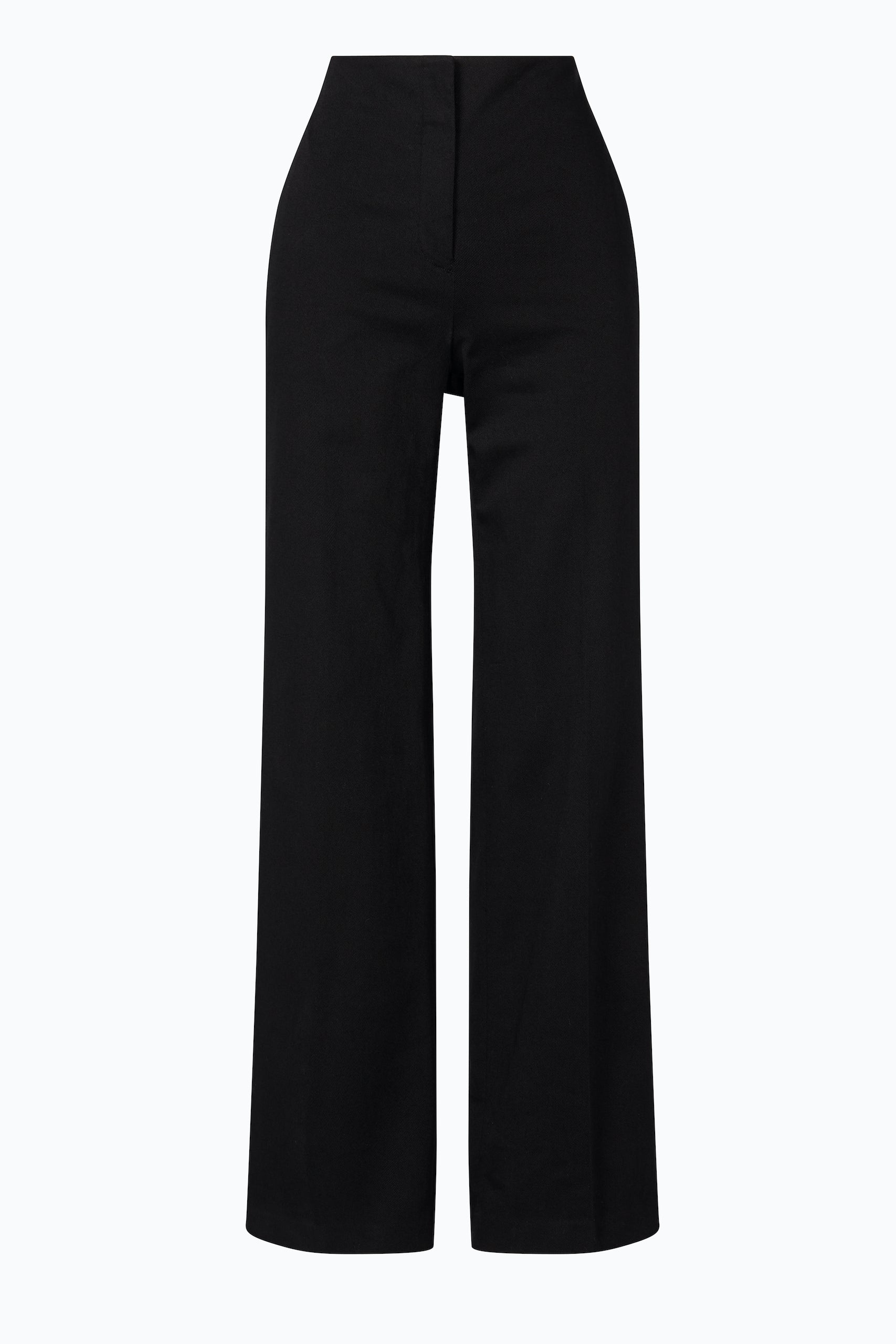 Black Augusta Trousers