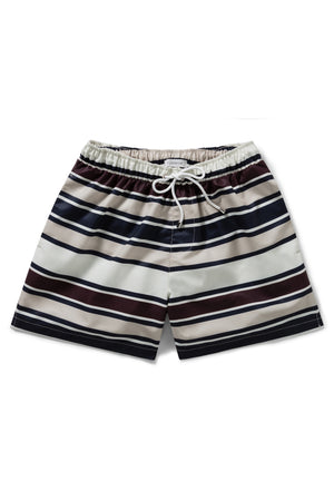 Lido Barre Stripe Swimmers