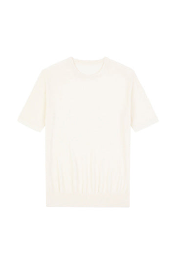 Off White Honeycomb T-Shirt