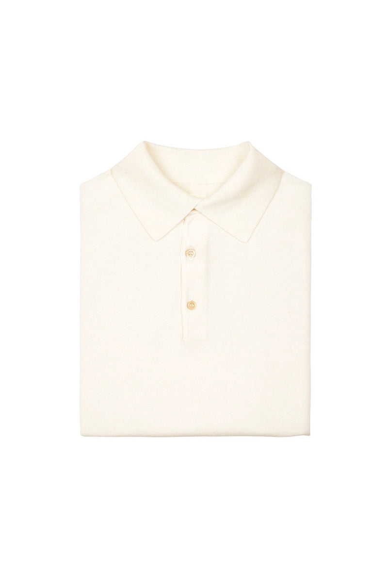 Off White S160 Merino Wool Polo